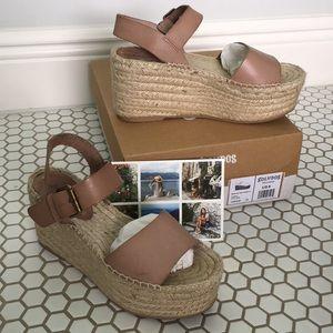 2a96a54a41b7 Soludos Shoes - Soludos Minorca High Platform Dove Gray
